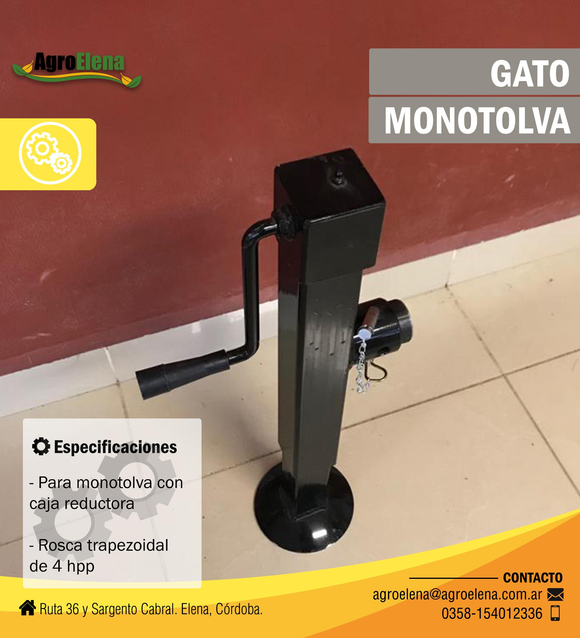 GATO MONOTOLVA Image